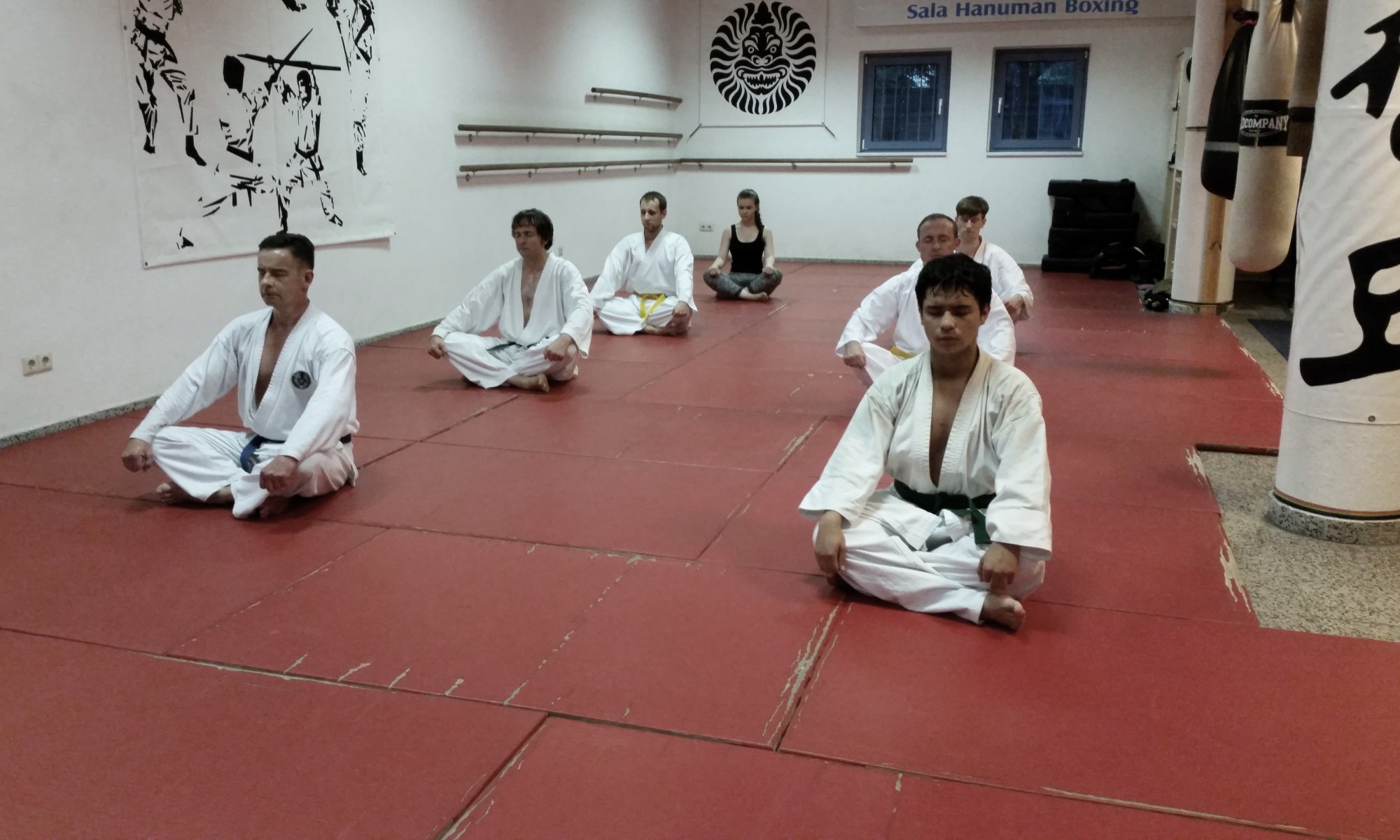 Traditionelles Taekwon-Do