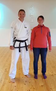 Taekwondo Austria
